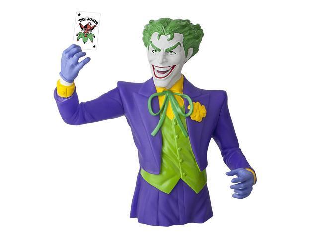 Batman The Joker Bust Bank