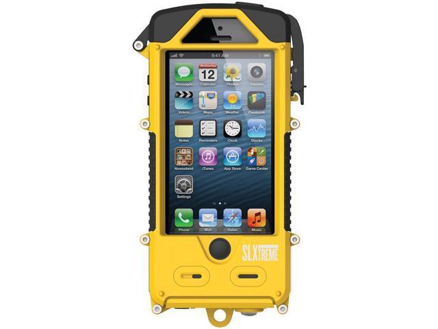 Snow Lizard iPhone 5/5S SLXtreme Case - Yellow
