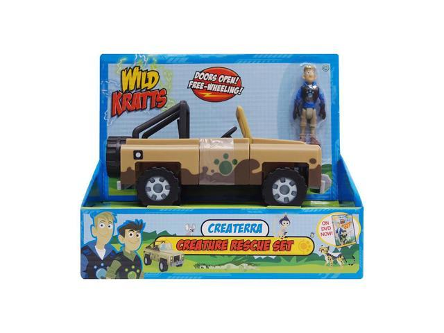 Wild Kratts Creature Rescue Vehicle - Crea