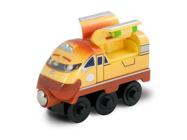 Tomy Chuggington Wooden Railway Action Chugger - Newegg.com