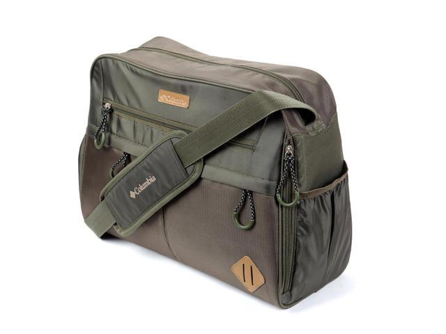 columbia expedition ridge duffle diaper bag green. Black Bedroom Furniture Sets. Home Design Ideas
