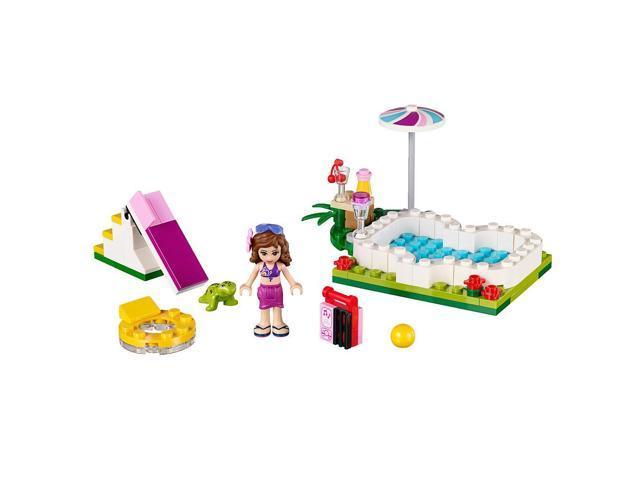 Lego Friends Olivia 39 S Garden Pool 41090