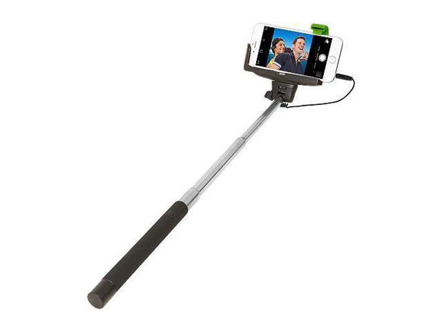 retrak wired selfie stick. Black Bedroom Furniture Sets. Home Design Ideas