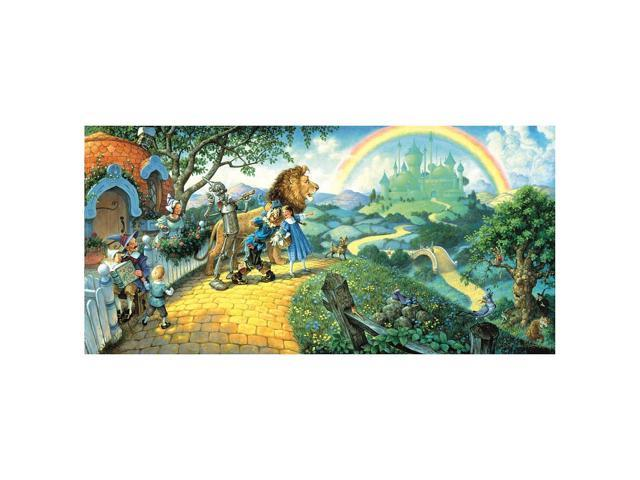 Wizard of Oz Jigsaw Puzzle: 1000 Pieces