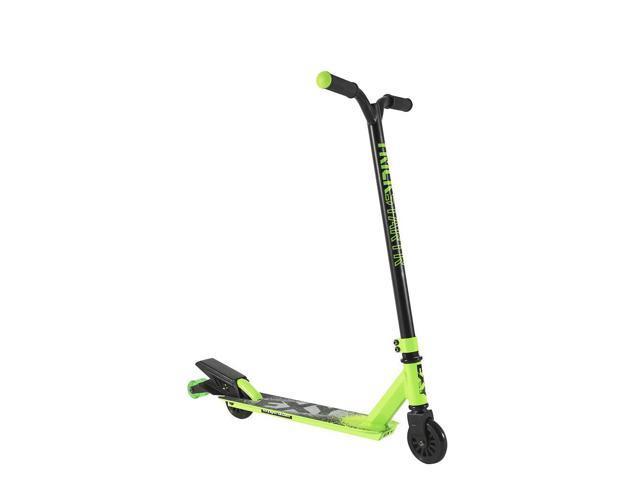 EXY Trickstartr Stunt Scooter- Green