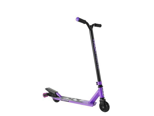 EXY Trickstartr Stunt Scooter- Purple