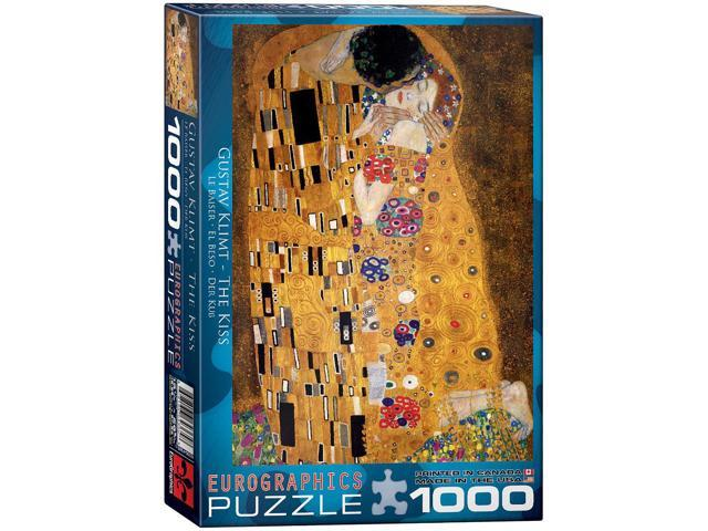 The Kiss 'Der Kuss' Jigsaw Puzzle - 1000-Piece