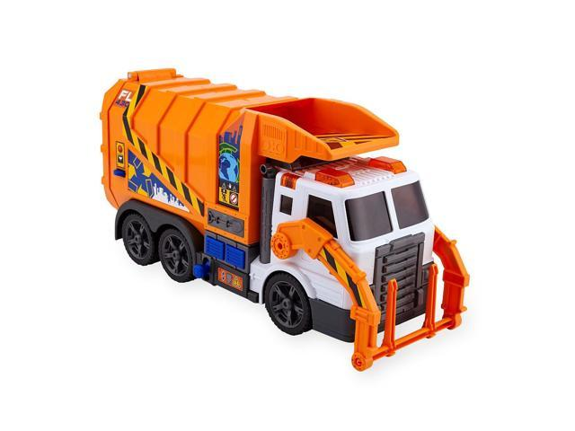 Fast Lane Action Wheels Front Loading Garbage Truck