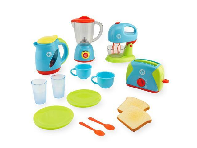 Just Like Home Toy Appliances : Just like home deluxe appliance set newegg