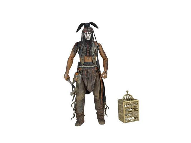 Lone Ranger Tonto with Bird Cage