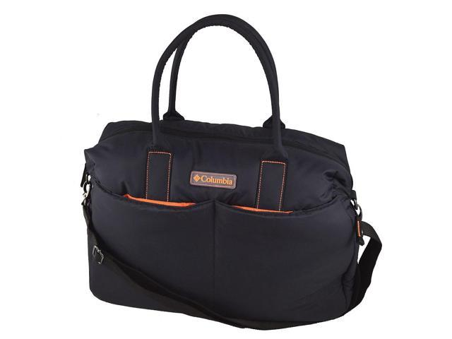 columbia evergreen puff weekender diaper bag navy. Black Bedroom Furniture Sets. Home Design Ideas