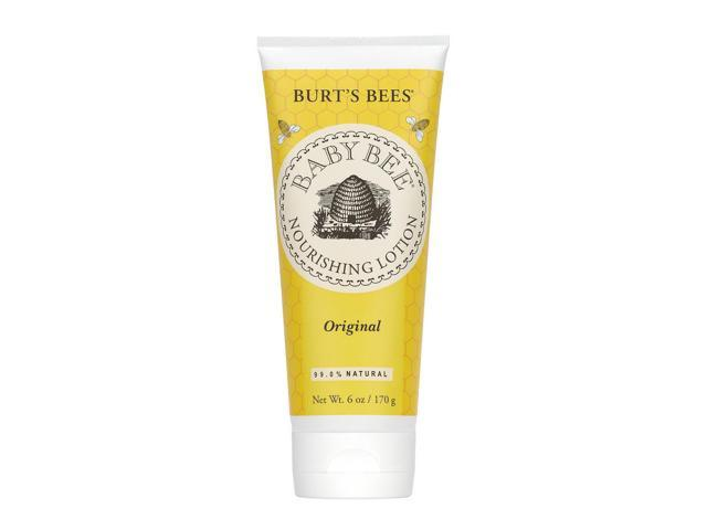 Burt's Bees Baby Bee Nourishing Lotion - Original 6 Ounces