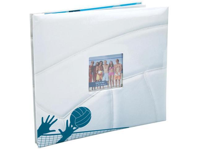 Sport & Hobby Postbound Album - Volleyball