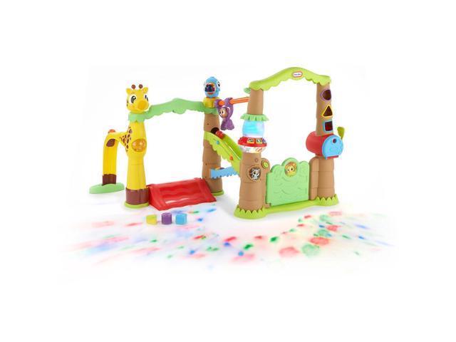 Little Tikes Light 39 N Go Activity Garden Treehouse Playset