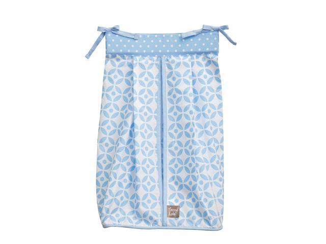 Trend Lab Logan Diaper Stacker