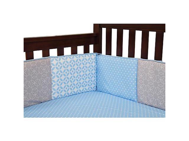 Trend Lab Logan Crib Bumpers