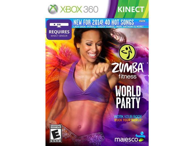 Zumba Fitness: World Party for Xbox 360