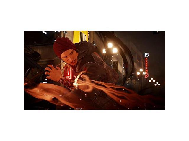 inFAMOUS: Second Son for Sony PS4