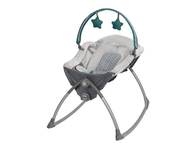 Graco Little Lounger - Ardmore Rocking Seat And Vibrating Lounger