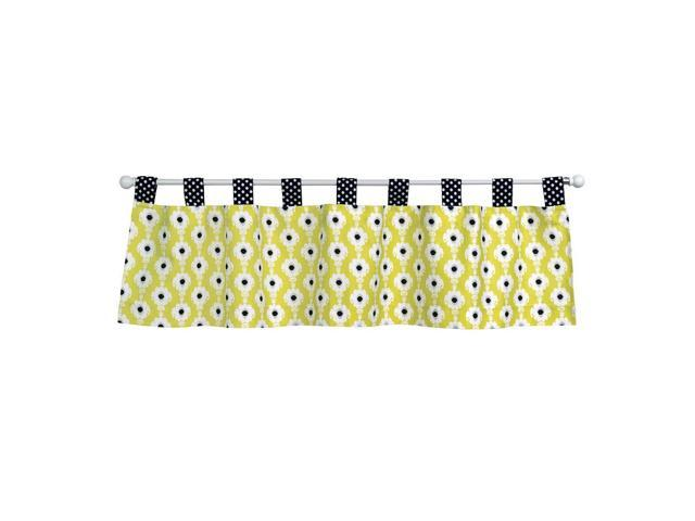Waverly Baby by Trend Lab Rise and Shine Window Valance - 56