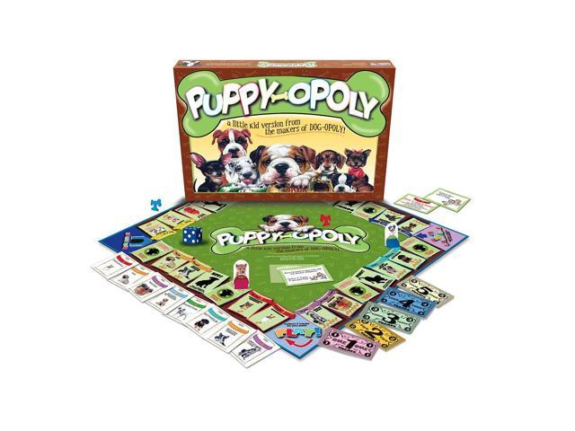 Puppy-opoly Game