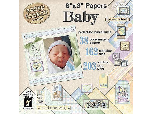 Paper Pizazz Paper & Accent Kits 8