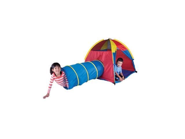 Pacific Play Tents Hide-Me Play Tent and Tunnel Combo