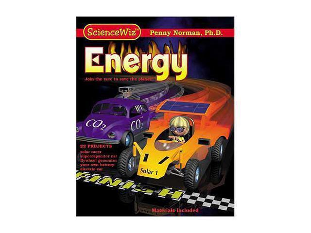 Science Wiz: Energy Experiment Kit