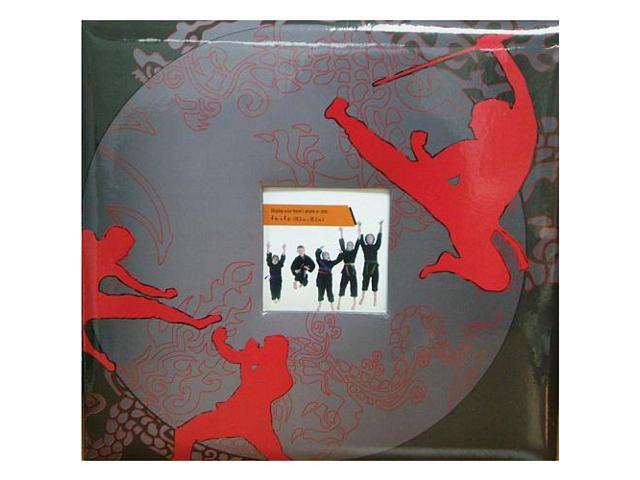 Sport & Hobby Postbound Album - Martial Arts