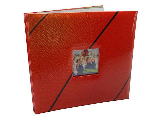 Sport & Hobby Postbound Album - Basketball