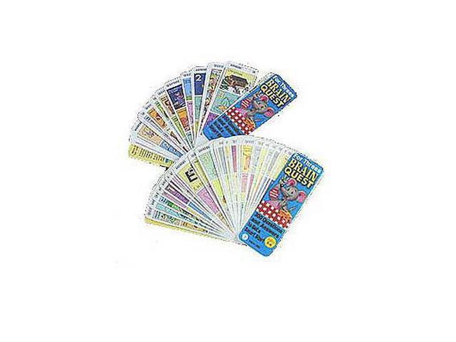 Brain Quest Series Flash Card Decks - For Three's