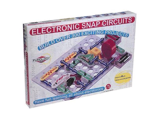 Electronic Snap Circuits