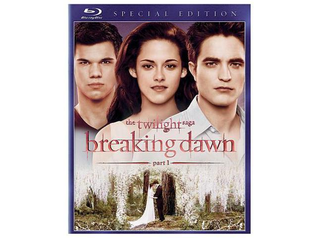 The Twilight Saga: Breaking Dawn Part 1 Special Edition BLU-RAY