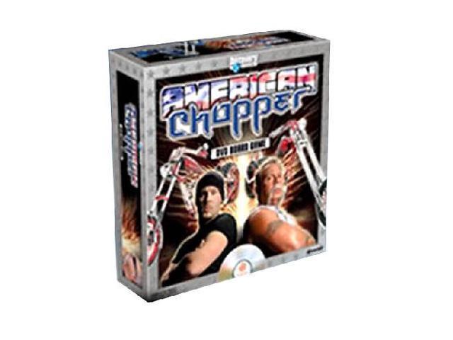 American Chopper DVD Game