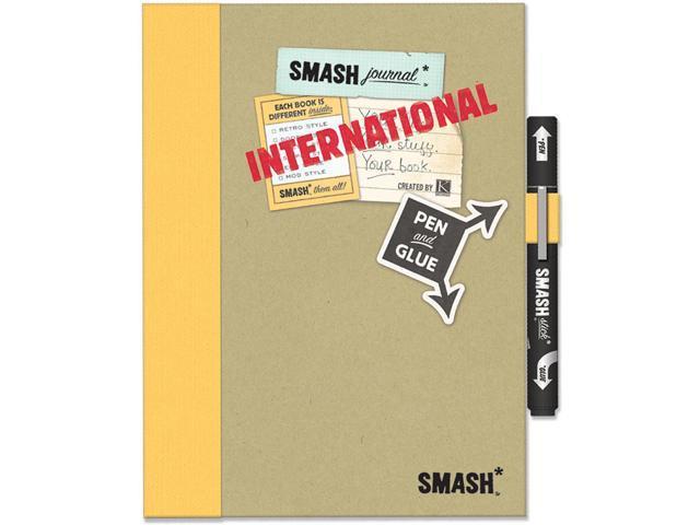 K & Company SMASH Folio Journal Book - International