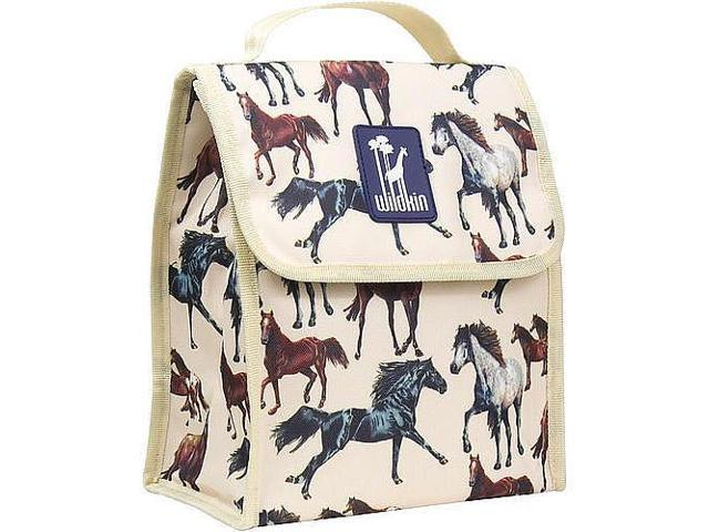 Wildkin Munch 'n Lunch Bag - Horse Dreams