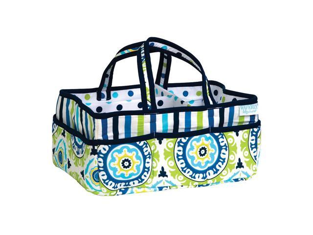 Waverly Baby by Trend Lab Solar Flair Diaper Caddy