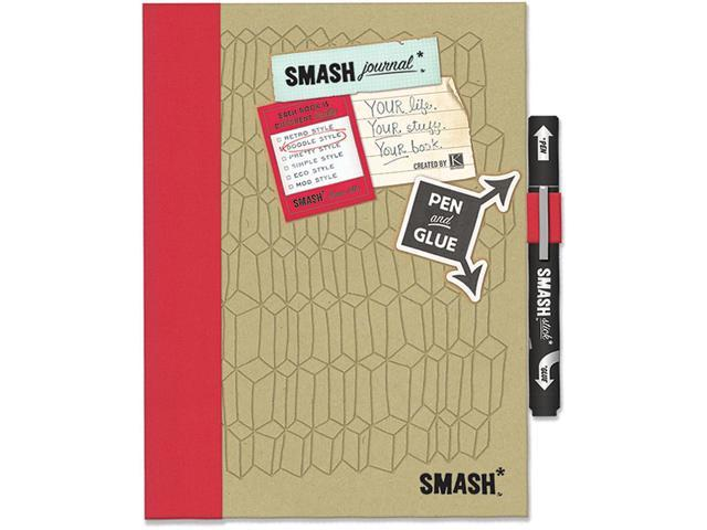 Doodle Red Smash Folio - Doodle Red