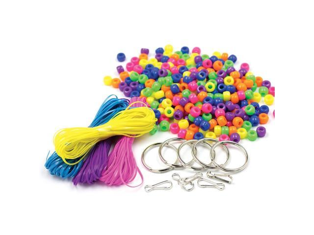 Fun Pack Pony Bead Party Pack 515/Pack-Neon