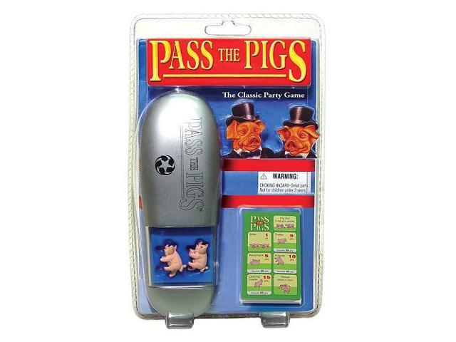 Pass the Pigs Deluxe Travel Edition