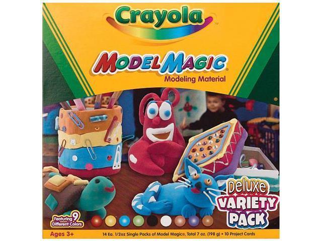 Crayola Model Magic .5 Ounce 14/Pkg - Assorted Colors