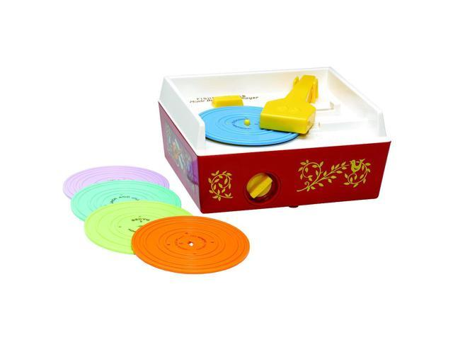 Fisher-Price Classics Record Player Musical Toy