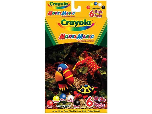 Crayola Model Magic 3 Ounces - Primary
