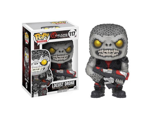 Funko POP Games: Gears of War - Locust Drone Action Figure