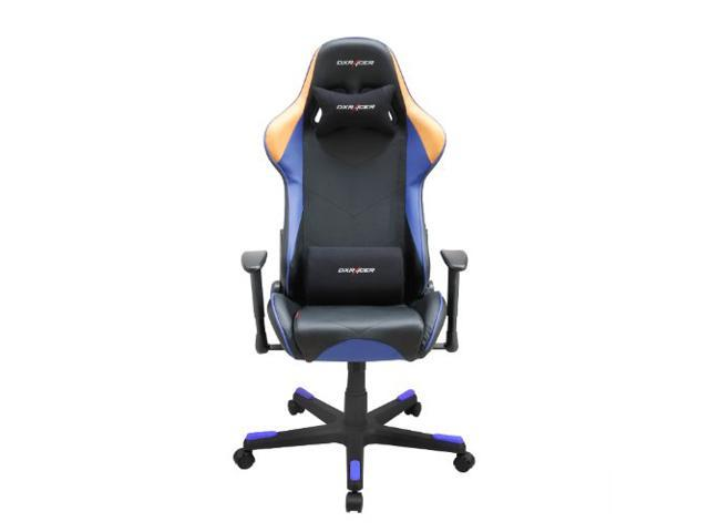 DXRacer Ergonomic Office Chair OH/FD31/NBY PC Gaming Seat Computer Chair Automotive Seats eSports Racing Chair Executive Chair Furniture with FREE Cushions