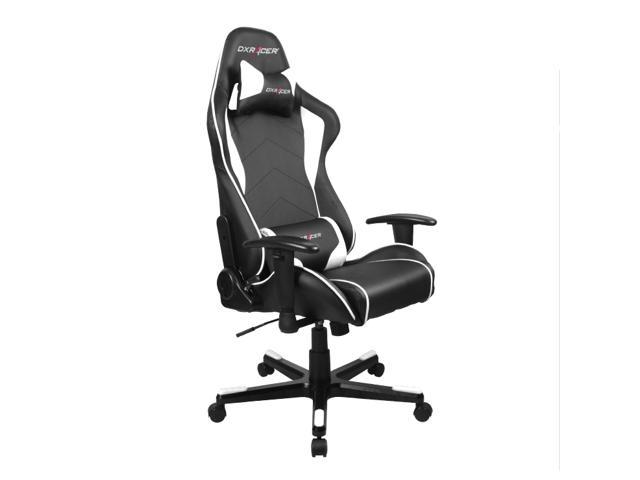 DXRacer FE/08/NW Office Chair PC Game Chair Automotive Racing Seat eSports Executive Chair Racing Style
