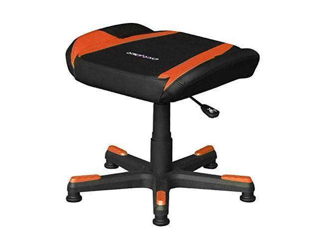 DXRacer Adjustable Storage Ottoman Footstool Chair Gaming Seat Pouf  Ergonomic Furniture FSFX08/NO