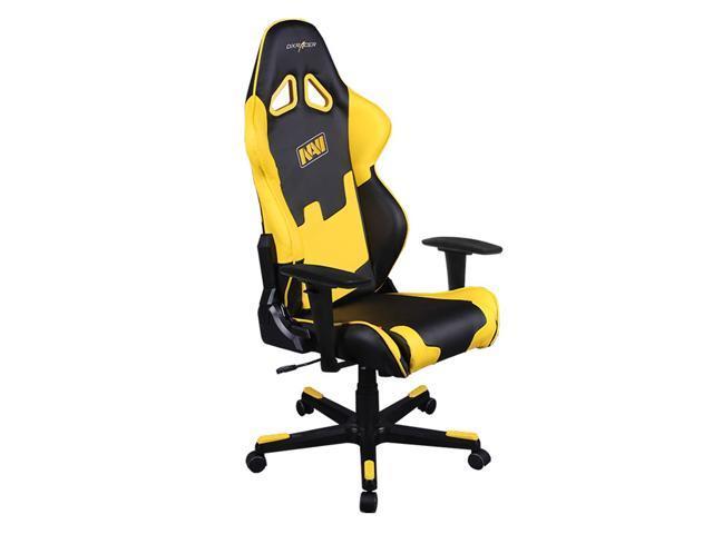 Dxracer Racing Series Oh Re21 Ny Navi Black Yellow Office