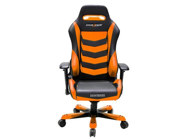 DXRacer Iron Series OH/IS166/NO Newedge Edition Racing Bucket Seat Office  Chair X
