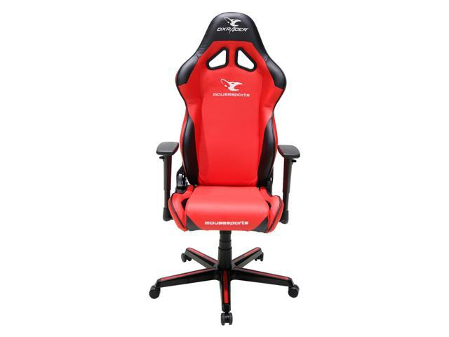 DXRacer Racing Series OH/RZ175/RN/MOUZ/DX Mousesports Racing Bucket Seat Office Chair Gaming Chair Ergonomic Computer Chair Desk Chair Executive Chair With Pillows